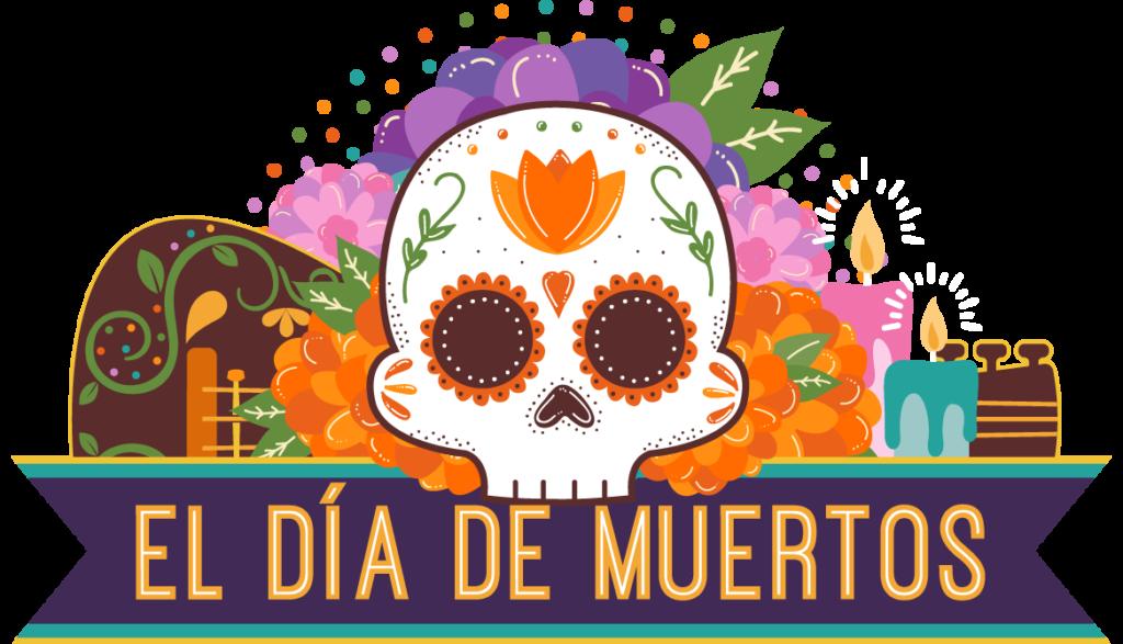 El Dia de Muertos logo